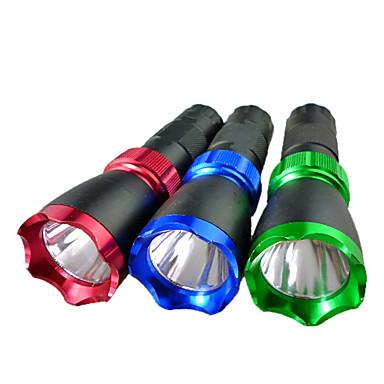 1 Mini-mode LED Flashlight (, color al azar 1xAA)