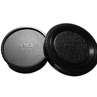 kamera gövdesi ve MINOLTA MAXXUM DYNAX 5d 7d 50 70 qtsi htsi stsi için arka lens kapağı