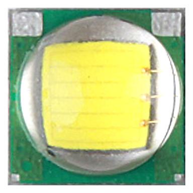 diy 10w 7000k 1000lm emettitore di luce led bianchi (3.2-3.6v)