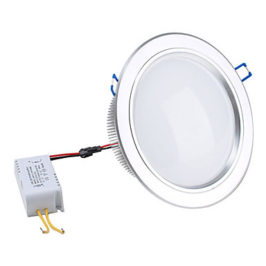 18W 1620-1800LM 6000-6500K Natural White LED Ceiling Bulb (85-265V)