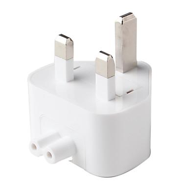 uk ac plugg for MacBook Air pro (hvit)
