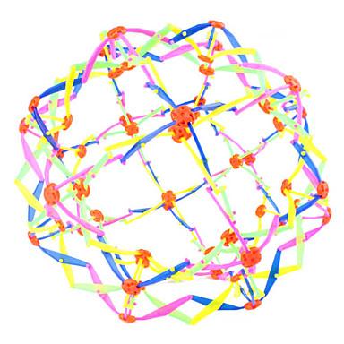 plastique et lumineux de jouet sphère en expansion pour les enfants (arc-en-couleur)