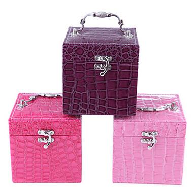Classic Retro Tre lag smykker Storage Box