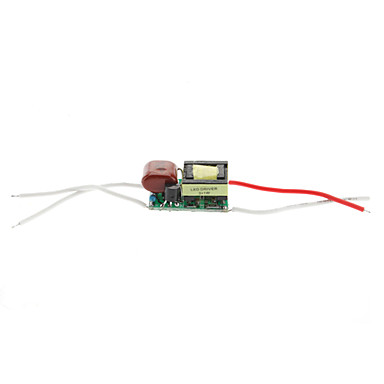 Dimmable 3W LED Power Supply Driver (220V)