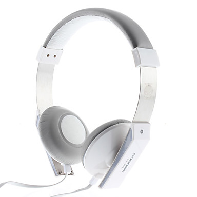 Cosonic Pure Sound Super Bass Stereo Music Gaming hovedtelefoner til iPod / iPhone / iPad