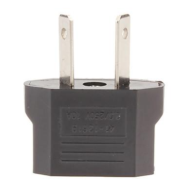 eu ve bize fiş takın AC güç adaptörü (110-240v) yüksek kalite
