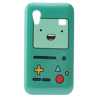 Cartoon Game Boy Design Hard Case for Samsung Galaxy Ace S5830