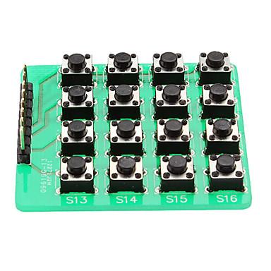 4x4 matryca klawiatura moduł klawiatury