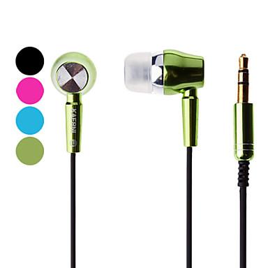 KAERNI Strong Bass In-Ear-Kopfhörer für iPod/iPhone/iPad/MP3/MP4