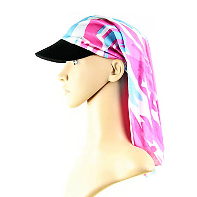 Neck Protection Cycling Cap