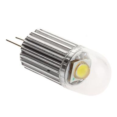 G4 1.5w 130-150lm 6000-6500k 자연 하얀 빛 스폿 전구 (12V)를 주도