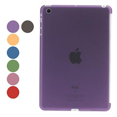 beschermende harde case w / mat oppervlak voor ipad mini 3, ipad mini 2, ipad mini (verschillende kleuren)