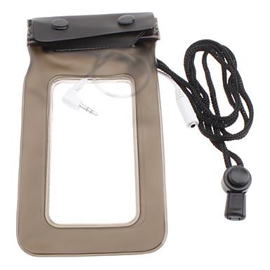 L Cell Phone Bag Camping / Hiking Climbing Waterproof Waterproof Material