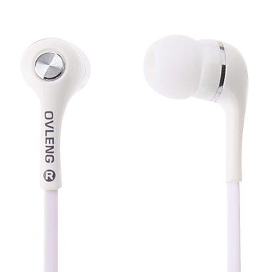 OVLENG K281 dynamisk stereolyd Comfort In-ear øretelefon for iPhone/iPod/iPad/MP3/MP9