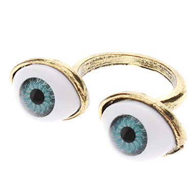 Magical Eye and Mustache Rings (Package Include Both 2 Rings)
