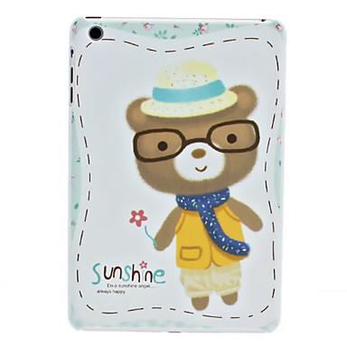 bære med briller mønster vanskelig sak for ipad mini 3, ipad mini 2, ipad mini