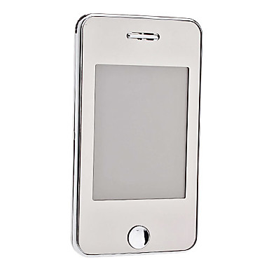 2,8 inch touch screen MP4 Player FM / Camera / Voice Recorder met Oortelefoon & Data Line (4 GB, Zilver)