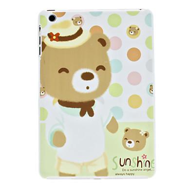 nydelig bjørn vanskelig sak for ipad mini 3, ipad mini 2, ipad mini