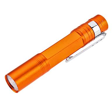 1W мини 1-режиме светодиодный фонарик (1xAAA)
