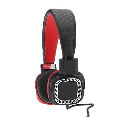 Kanen Modny Folding 3,5 mm stereo On-Ear Headphone KM-890 (4 kolory)