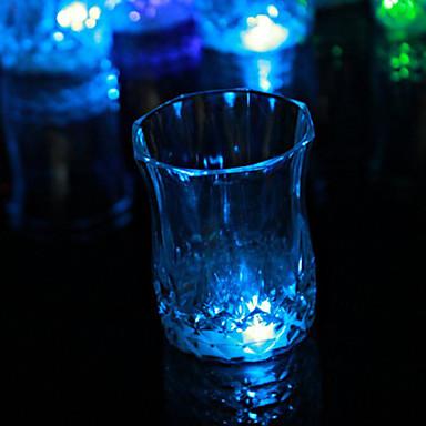 LED clignotant en forme de tasse d'ananas