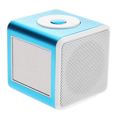 HI-RICE SD-800 Portable Rechargeable Alufer Material Digital Media Speaker (5 Colors)SD-800