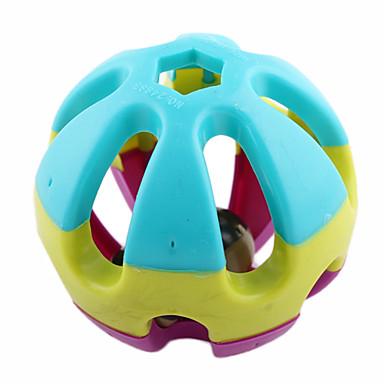 Hueco de salida de plástico Muti-Color Ball con Bell