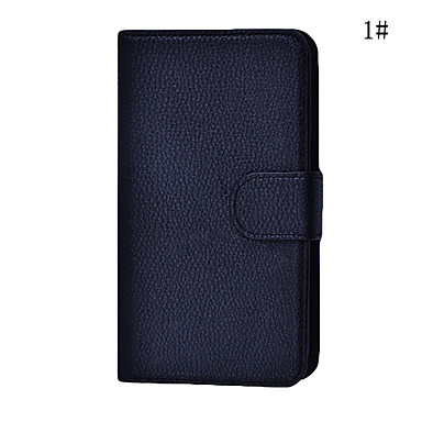 Exquisite Design PU Leather Case with Stand and Card Slot for Samsung Galaxy Note2 N7100(Assorted Color)