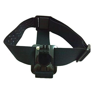 Baş İpleri Akcesoria Montaj Yüksek kalite İçin Aksiyon Kamerası Hepsi Gopro 5 Spor DV Plastik Naylon