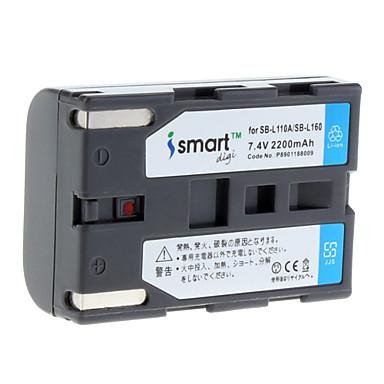 2200mAh Batteri SB-L110A, SB-L160 Samsung SCL810 SCL860 SCL870 SCL901 og mer
