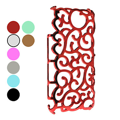 Novelty Flower Rattan Design Hard Case for Samsung Galaxy Note 2 N7100 (Assorted Colors)