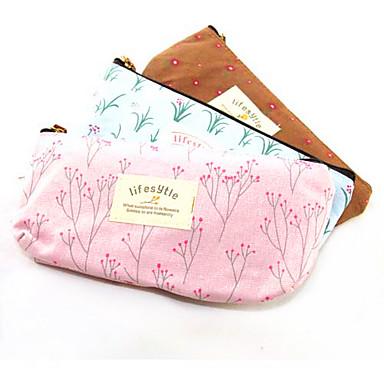 Bolsas con Cremallera,Textil Organizador de escritorio