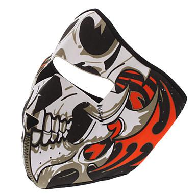 Udluft Moderigtigt Special Design Ghost Mask (2 farver)