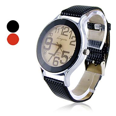 Women's Quartz Analog Round Wrist Watch (Assorted Colors)