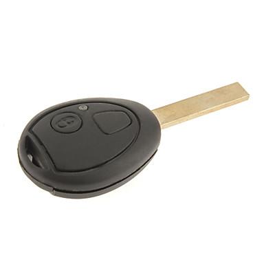 For BMW Mini 2-Button Remote Key Casing