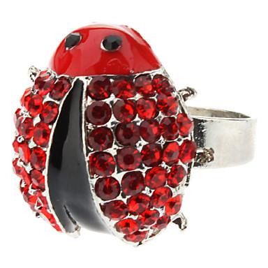 Ladybug del taladro completo anillo ajustable