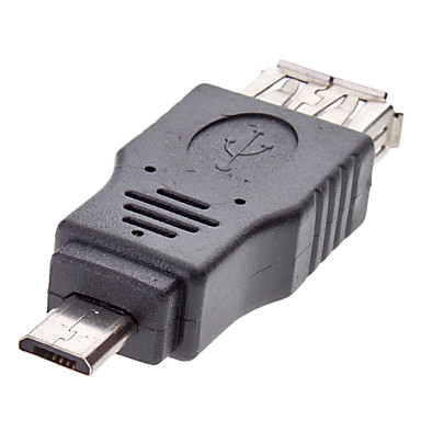 Micro 5P til USB F / M Adapter