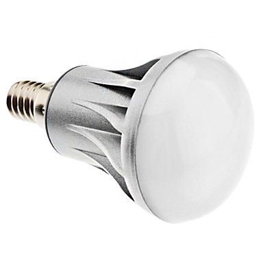 6W E14 LED Globe Bulbs R50 SMD 3528 440 lm Warm White AC 85-265 V