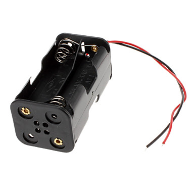 Contenitore di batteria AA * 4 (retro)