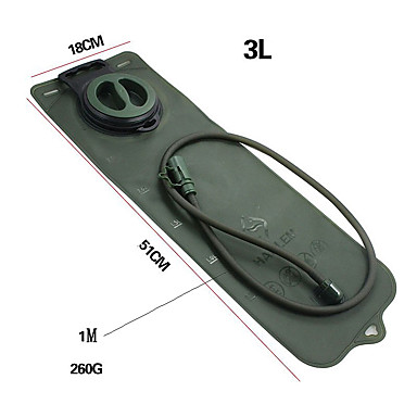 Sport Portable TPU bolso de agua al aire libre (3L)