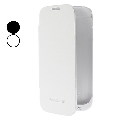 3200mAh Power Bank Case for Samsung S4 with Screen Cover(Assorted Colors)