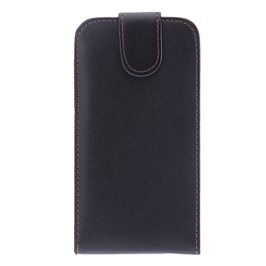Solid Color PU Leather Vertical Case for Sony LT28i