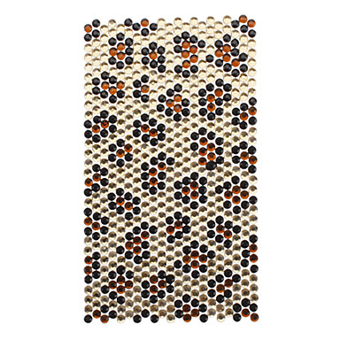 Leopard Design Jewelry Sticker for Cellphone and Others