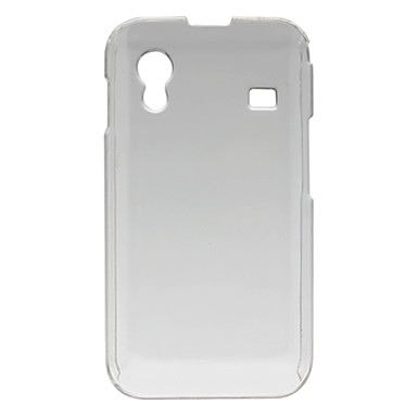 Transparent Hard Case for Samsung Galaxy Ace S5830