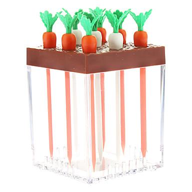 Porkkana Style Hedelmät Jälkiruoka kohteet, joissa Holder