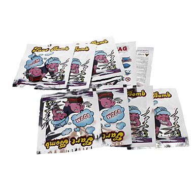 10-Pack Nasty Stink Bomb Stinkender Furz Schabernack