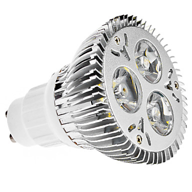 Dimmable GU10 6W 1-350LM 6000-6500K Blanc Naturel Ampoule spot LED (220V)