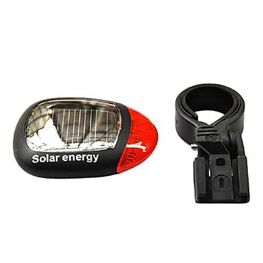 Bike Light , Rear Bike Light - 1 Mode Lumens Other Solar Cycling/Bike / Multifunction Black / Red Bike Others