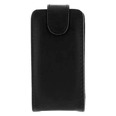 PU Leather Flip up and down Case for Sony Ericsson ST25i Xperia U
