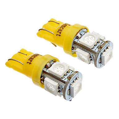 SO.K T10 Автомобиль Лампы SMD 5050 Лампа поворотного сигнала For Универсальный